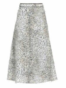 McQ Alexander McQueen Animalier Skirt