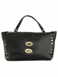Zanellato studded satchel - Black