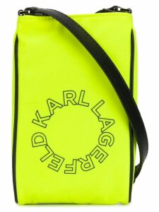 Karl Lagerfeld super mini crossbody bag - Yellow
