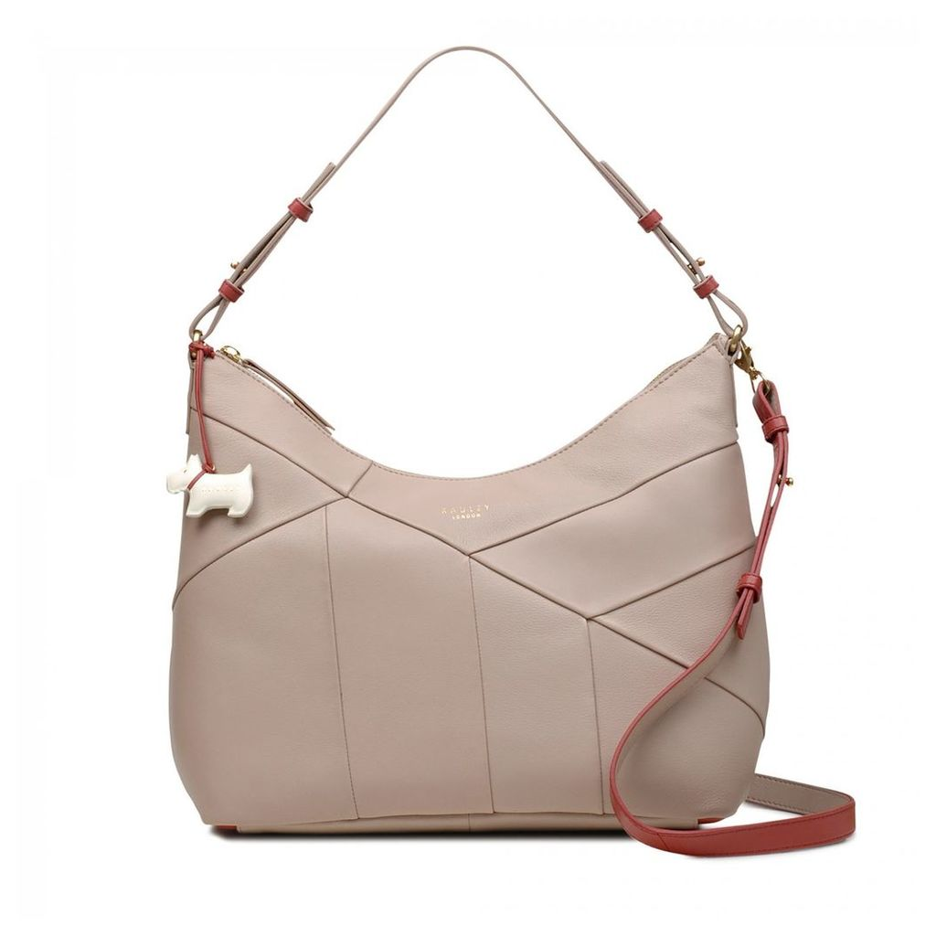 Radley London Pembrooke Medium Zip-Top Hobo Bag