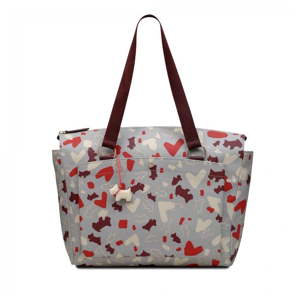 Radley London Columbia Road Large Zip-Top Tote Bag