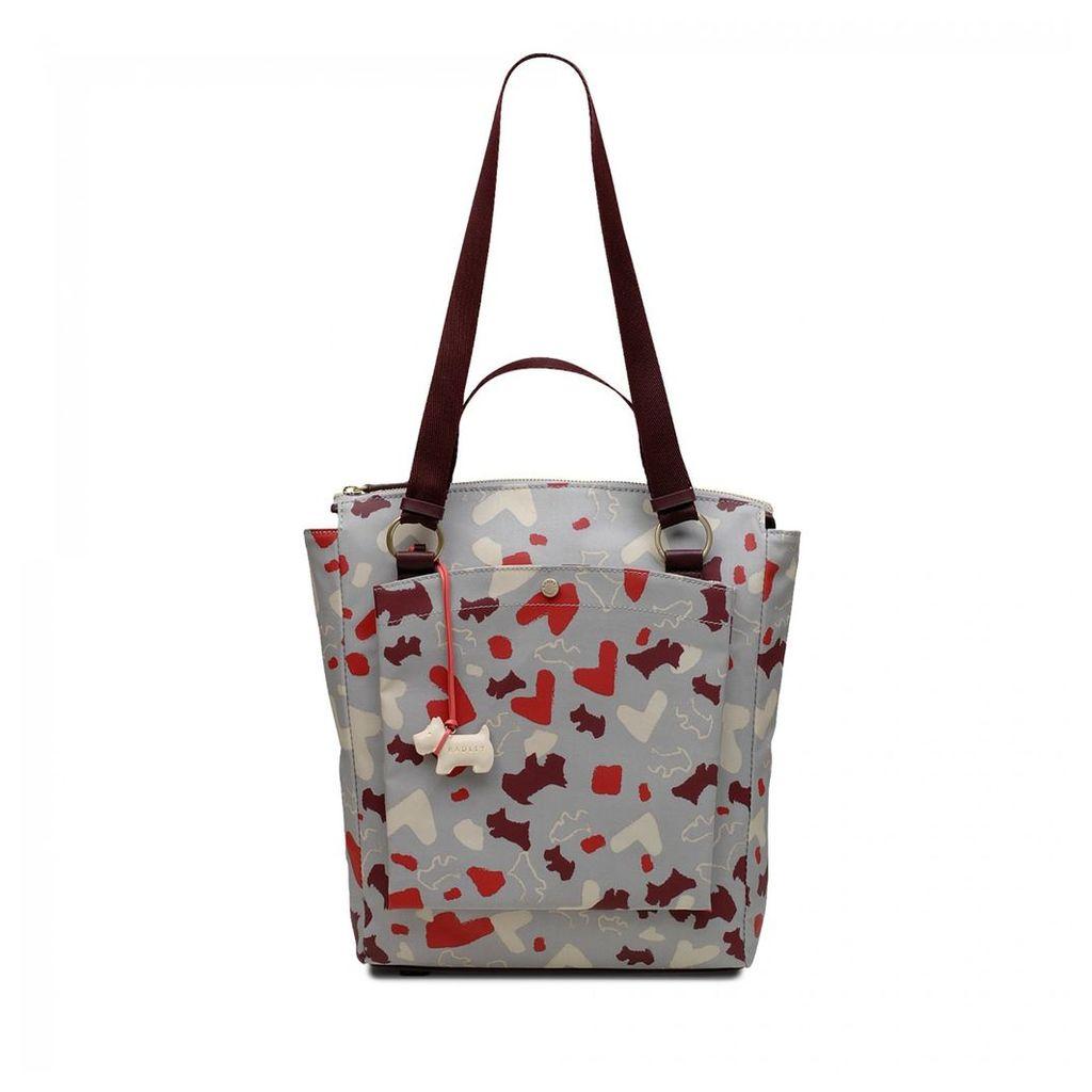Radley London Columbia Road Medium Zip-Top Multiway Grab Bag