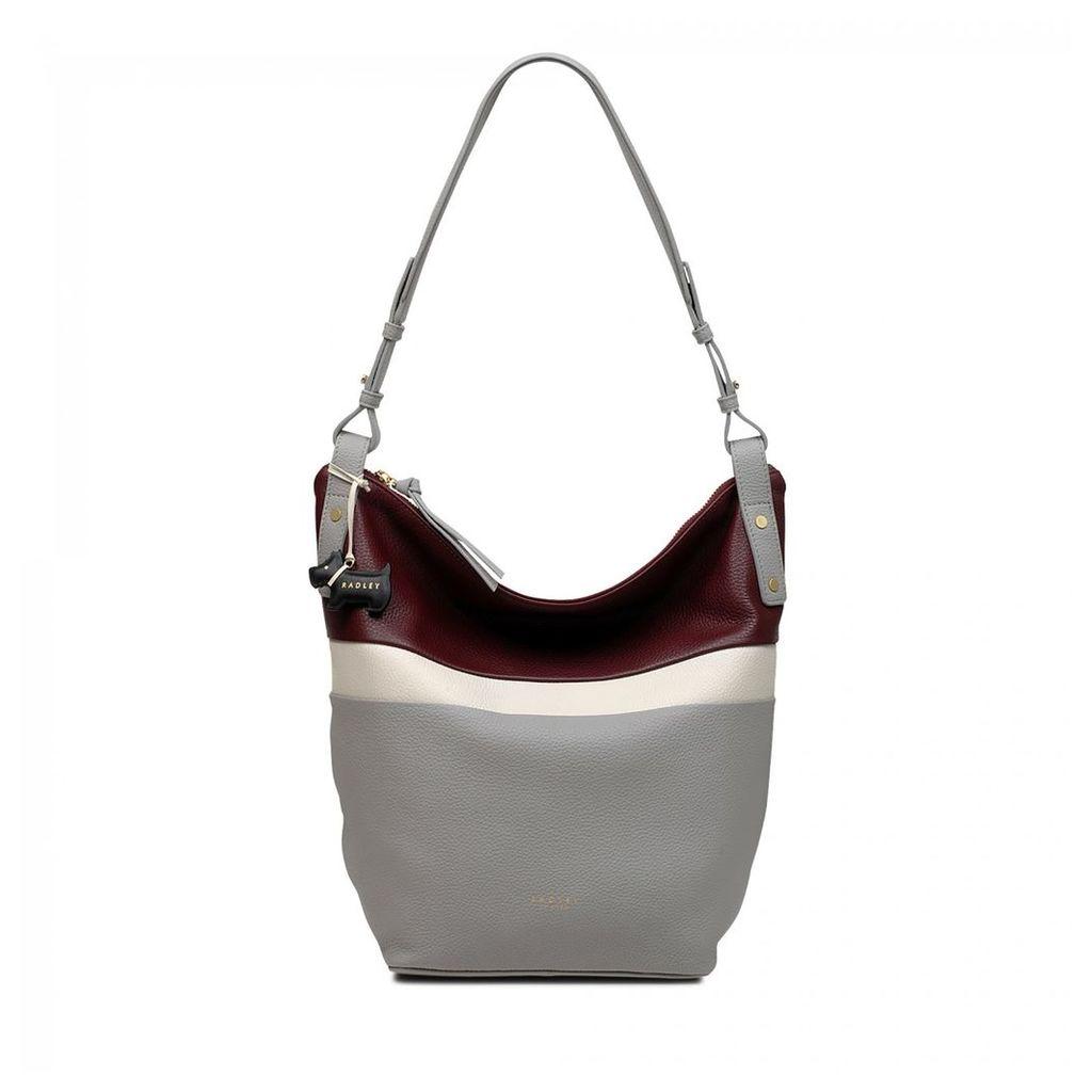 Radley London Kensal Colourblock Medium Zip-Top Cross Body Bag