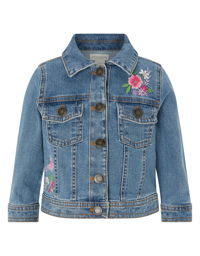 Baby Maisy Denim Jacket