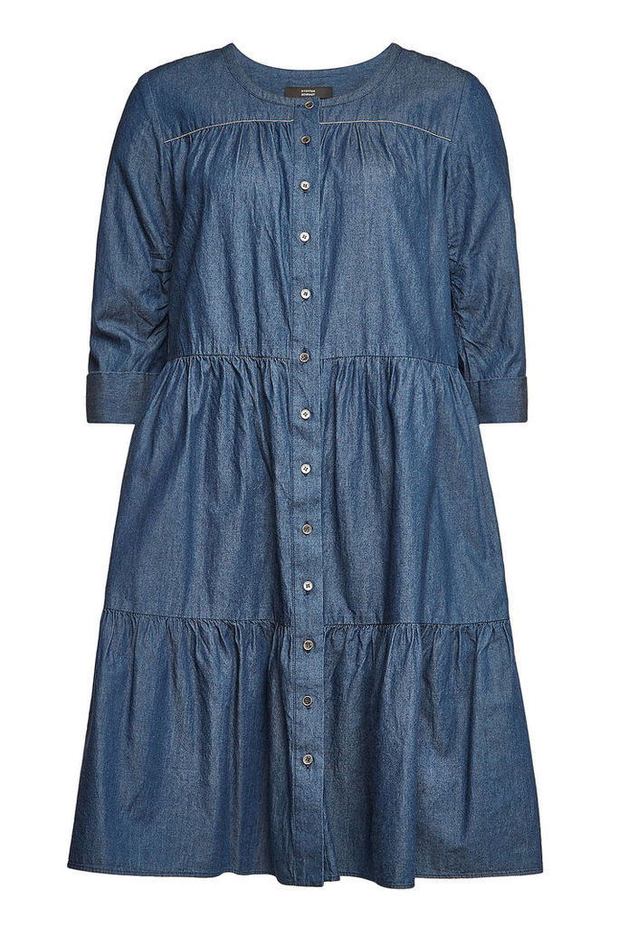 Steffen Schraut Fashionista Denim Dress