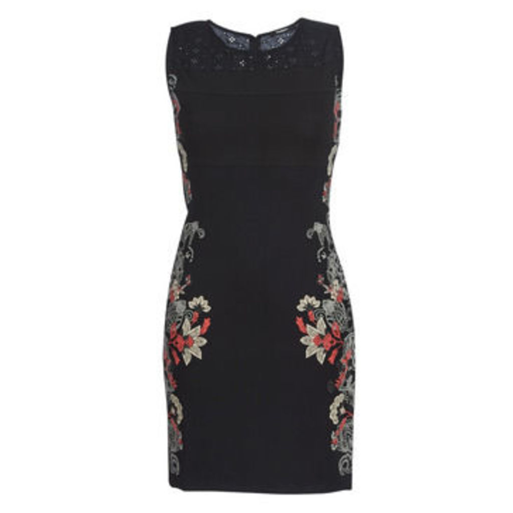 Desigual  MISHA  women's Dress in Black
