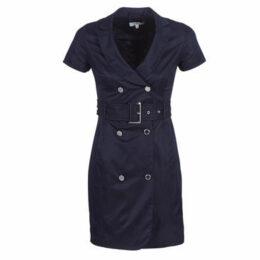 Morgan  RIVA  women's Dress in Blue
