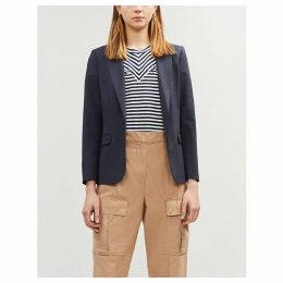 Varia wool-blend jacket