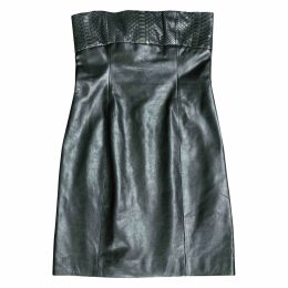Python mini dress