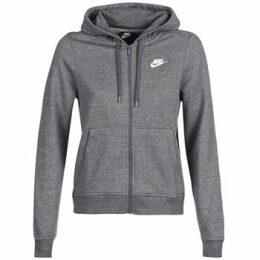Nike  WOMEN'S NIKE SPORTSWEAR HOODIE  women's Sweatshirt in Grey