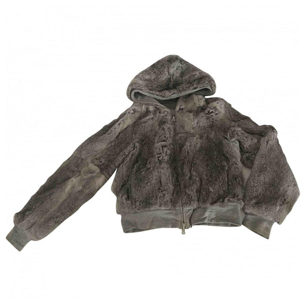 Rabbit biker jacket