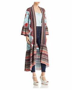 Alice + Olivia Dottie Reversible Kimono