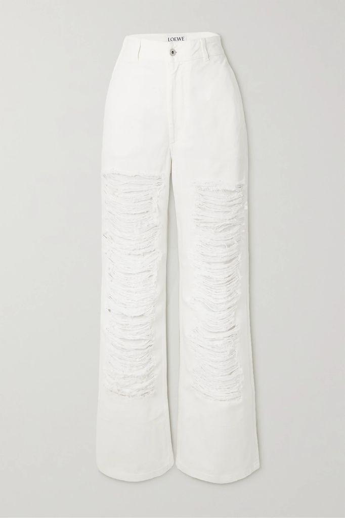 Vivienne Westwood - Gathered Tartan Linen Blazer - Black