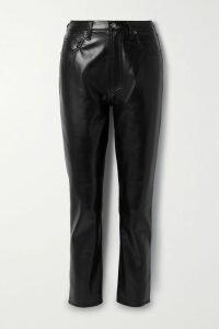 Rosie Assoulin - Striped Wool Midi Dress - Pink