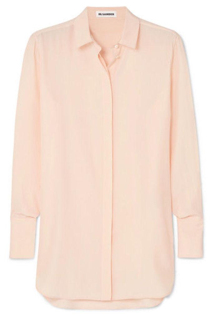 Jil Sander - Silk Shirt - Pink