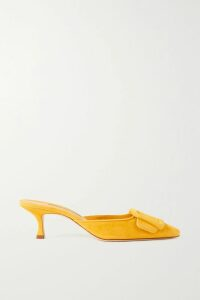 Off-White - Oversized Neon Shell Coat - Yellow