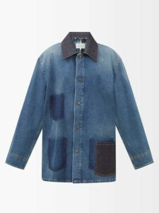 Giambattista Valli - Floral Print Silk Crepe Mini Dress - Womens - Pink Multi