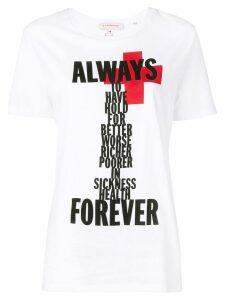 A.F.Vandevorst printed T-shirt - White