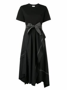 3.1 Phillip Lim Belted T-shirt dress - Black