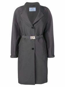 Prada Gabardina trench coat - Grey