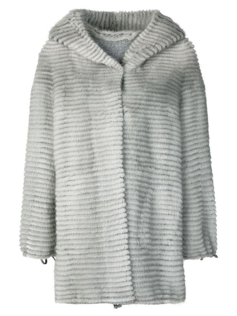 Liska Rosalie coat - Grey