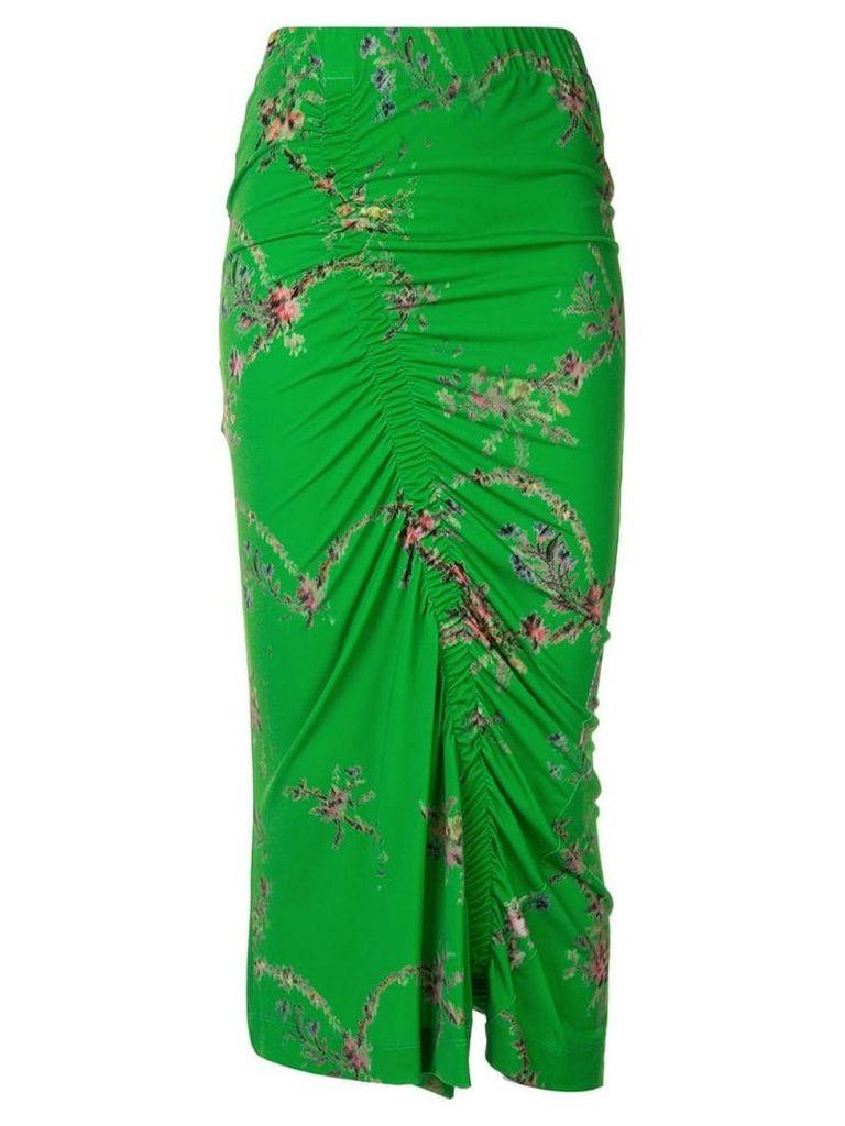 Preen By Thornton Bregazzi Tracy skirt - Green