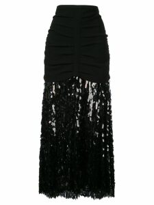 Rachel Comey sequin embellished skirt - Black