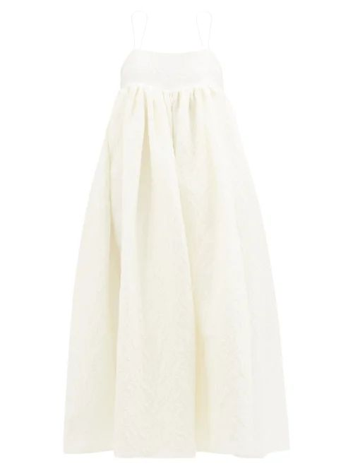 Maison Margiela - Glam Slam Medium Quilted Leather Bag - Womens - Red
