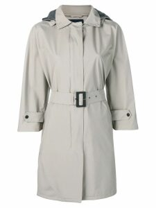 Herno belted trench coat - Neutrals