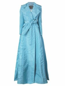 Rubin Singer long evening coat - Blue