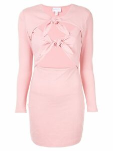 Alice Mccall Real Thing mini dress - Pink
