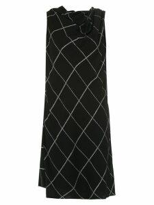 Uma Raquel Davidowicz printed Luna dress - Black