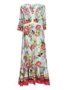 Parosh Floral Dress