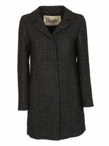 Herno Lame Insert Coat