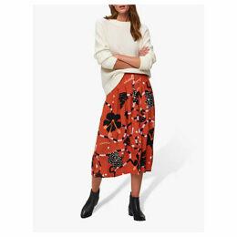 Selected Femme Kiara Midi Skirt, Mango