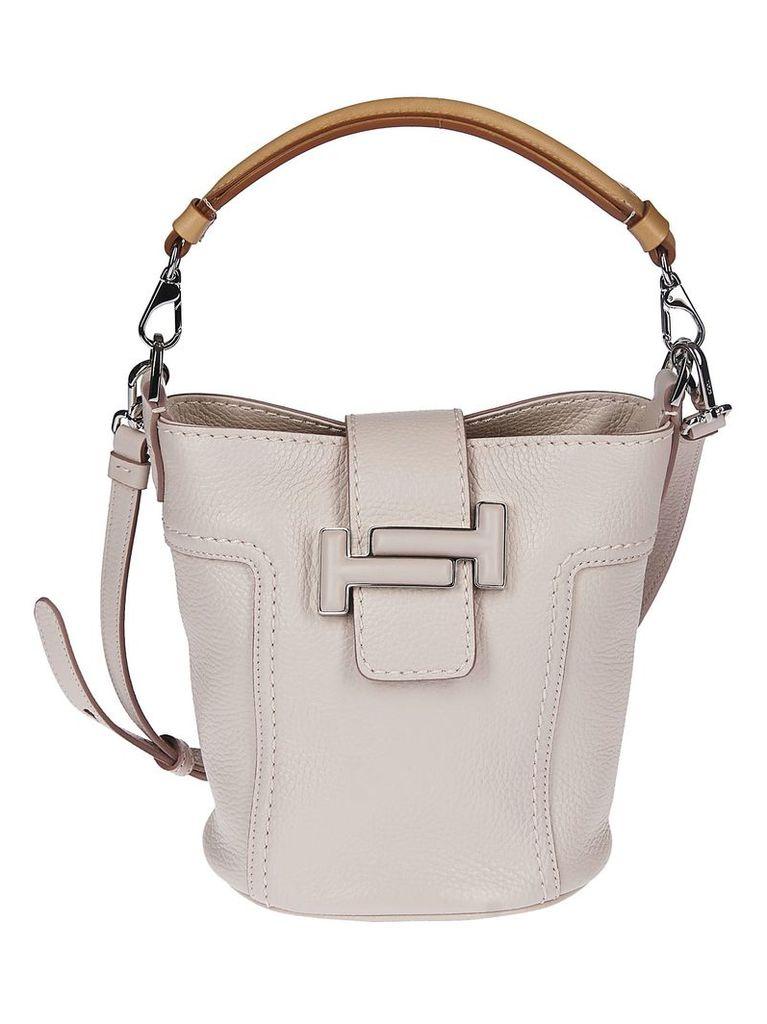 Tod's Double T Mini Bucket Bag