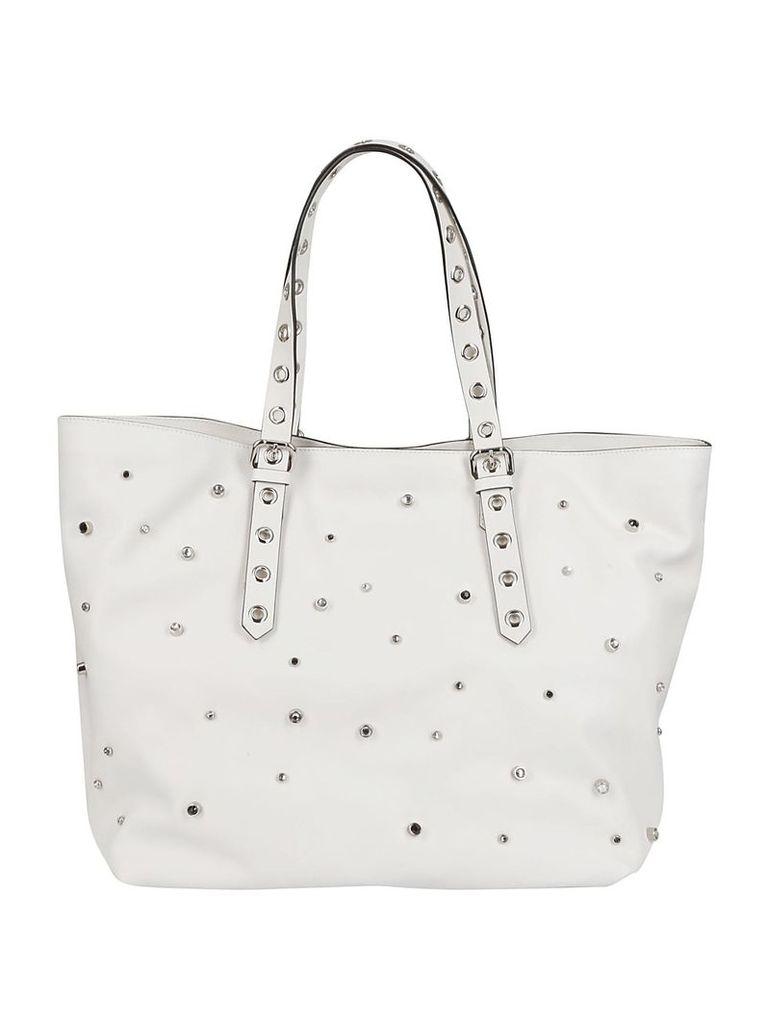 Red Valentino Studded Tote
