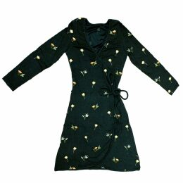 relax baby be cool - Women'S Long Sleeve Button Up Dress With Pockets Jepang
