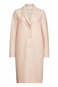 Harris Wharf London Virgin Wool Overcoat