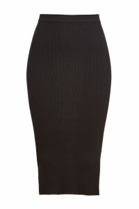 Rick Owens Ribbed Skirt