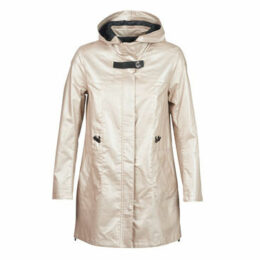 One Step  ZELI  women's Parka in Beige
