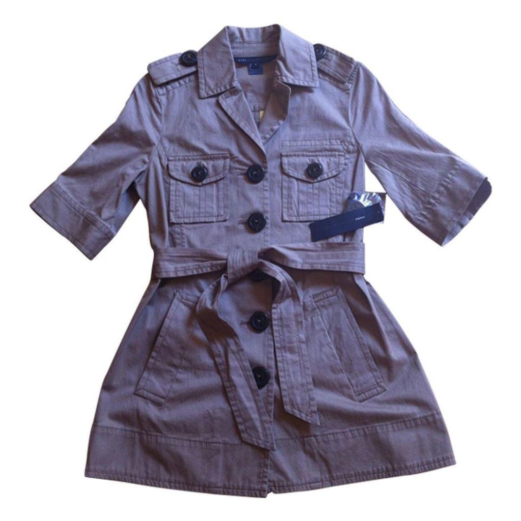 Brown Cotton Jacket