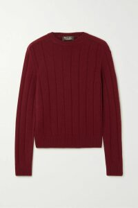 Marysia - Ruffled Gingham Linen Wrap Dress - Light blue