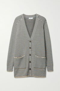Giuliva Heritage Collection - Stella Double-breasted Wool Blazer - Navy