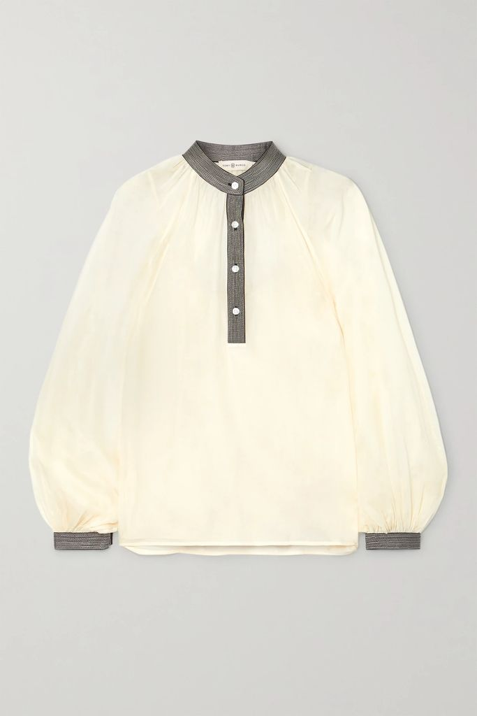 Kwaidan Editions - Woven Cady Skirt - Red