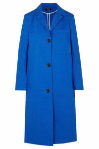 Kwaidan Editions - Bonded Cotton-blend Coat - Blue