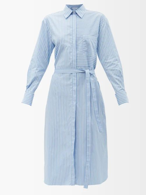 Moncler - Nicosie Dolman Sleeve Gathered Waist Raincoat - Womens - Black