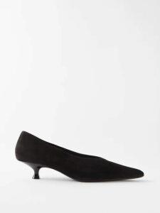 Extreme Cashmere - No. 95 Tiamo Cashmere Blend Sweater Dress - Womens - Tan