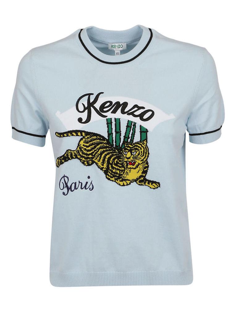 Kenzo Bamboo Tiger T-shirt