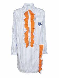 Prada Ruffled Dress